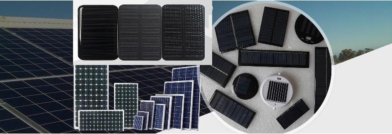 linkking solar panel PET solar panel Epoxy solar panel ETFE solar panel